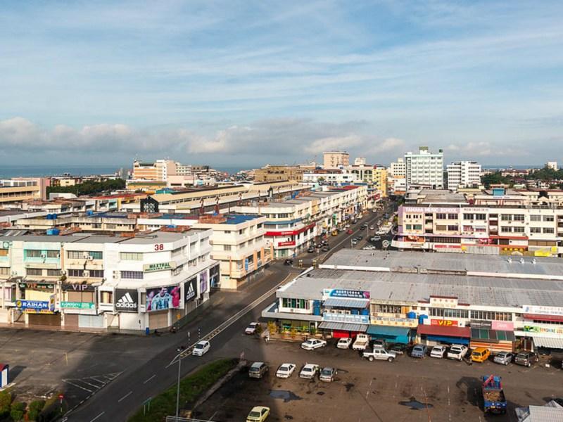 Tawau in Malaysia where raids were carried out. Photo: Wikipedia