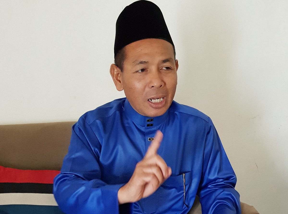 BRN spokesman Abdul Karim Khaled speaks to Asia Times. Photo: Anthony Davis