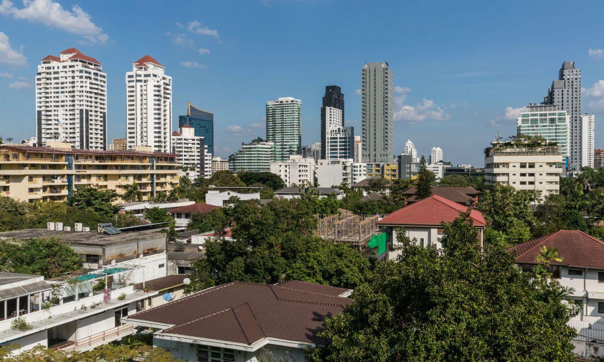 Bangkok, the capital of Thailand, where the incident happened. Photo: Wikimedia Commons