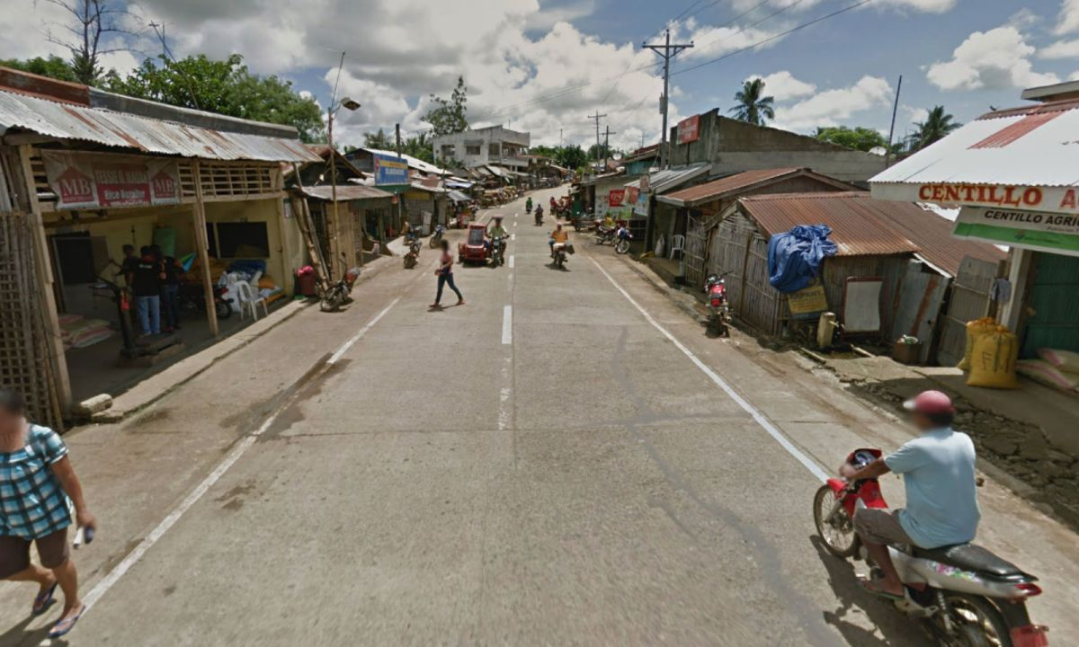 Maayon, Capiz in western Visayas, Philippines. Photo: Google Maps