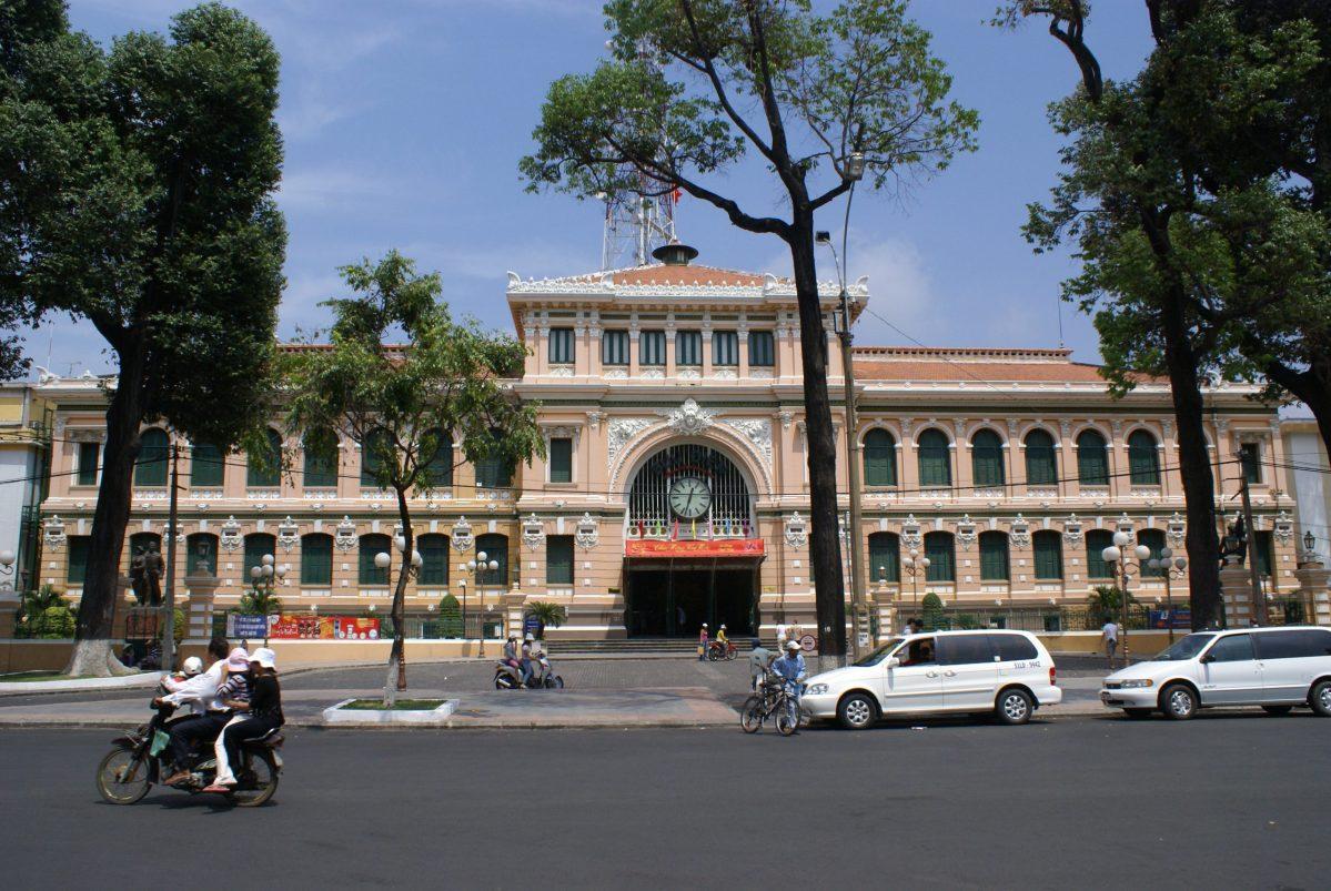 Ho Chi Minh City. Photo by Wikimedia Commons.