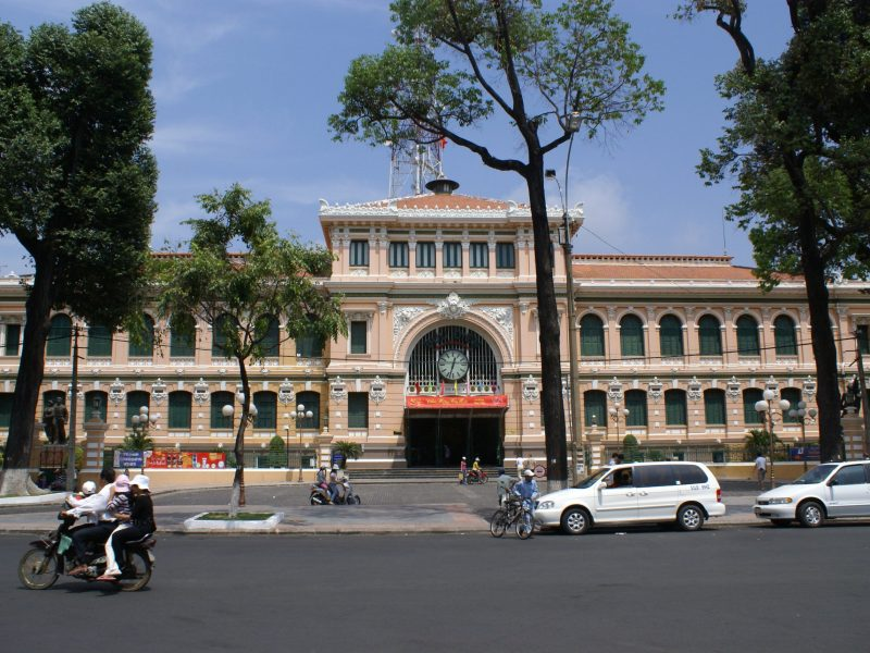 Ho Chi Minh City. Photo by Wikimedia Commons.