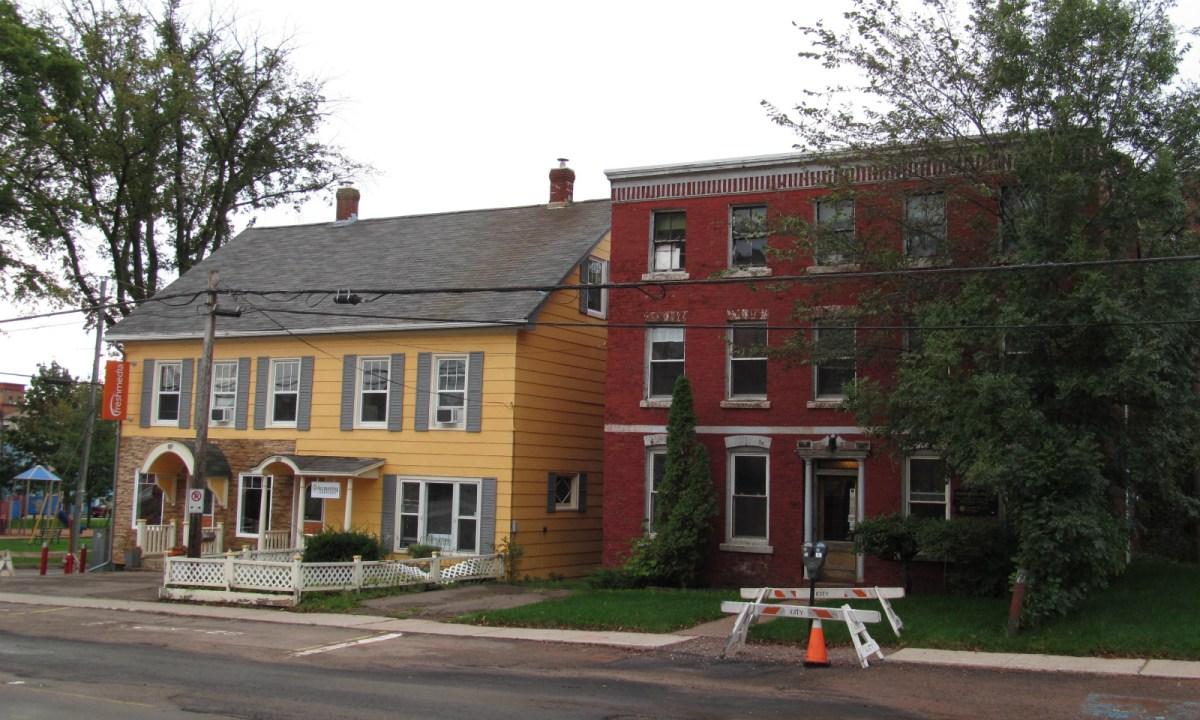 Charlottetown on Prince Edward Island, Canada.  Photo: Wikimedia Commons.