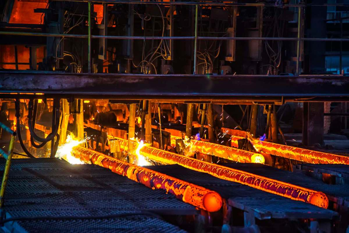 Manufacturing activity is slowing in China, according to official figures. Photo: iStock