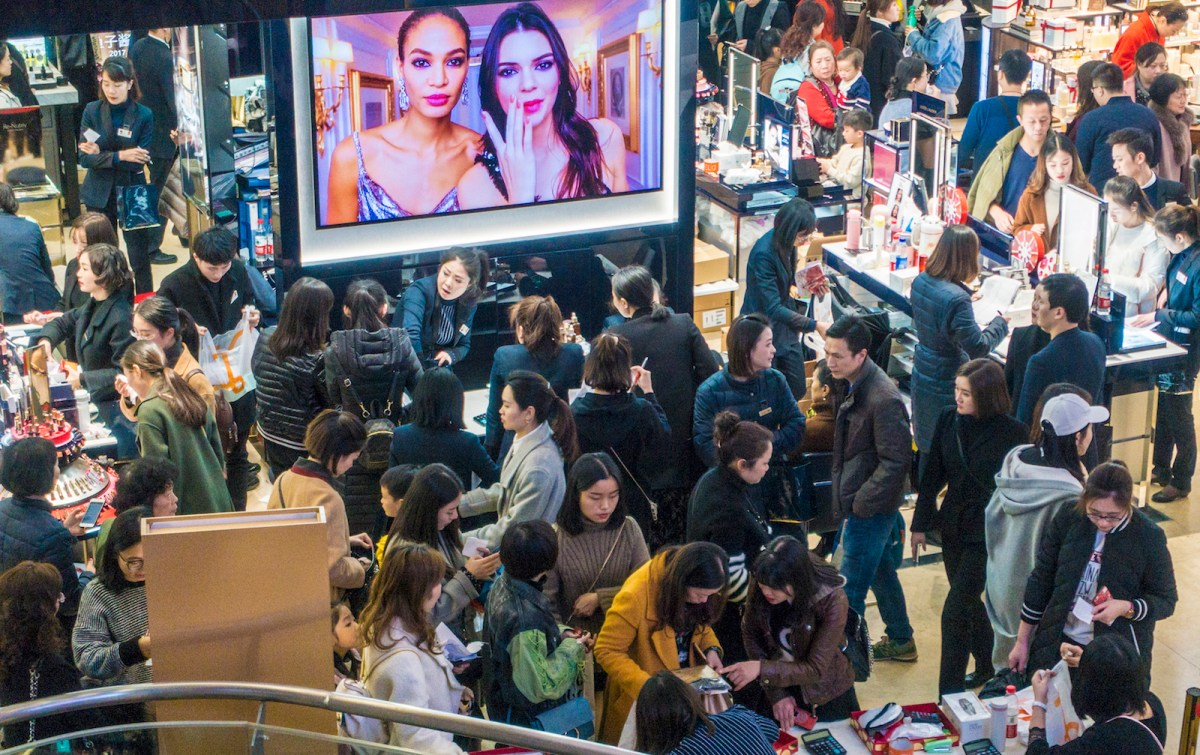 China's middle class is a key driver of growth in the world's second-largest economy. Photo: AFP