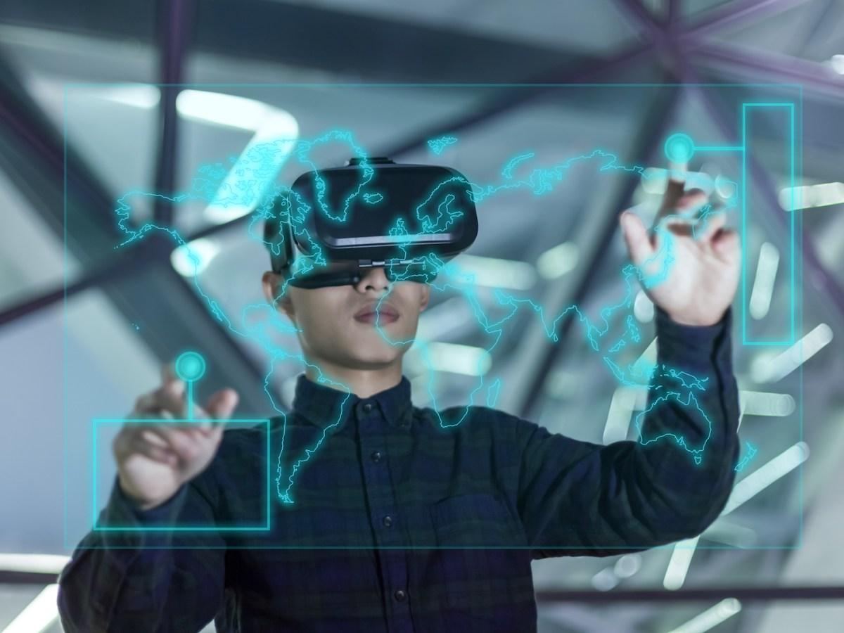 VR. Photo: iStock