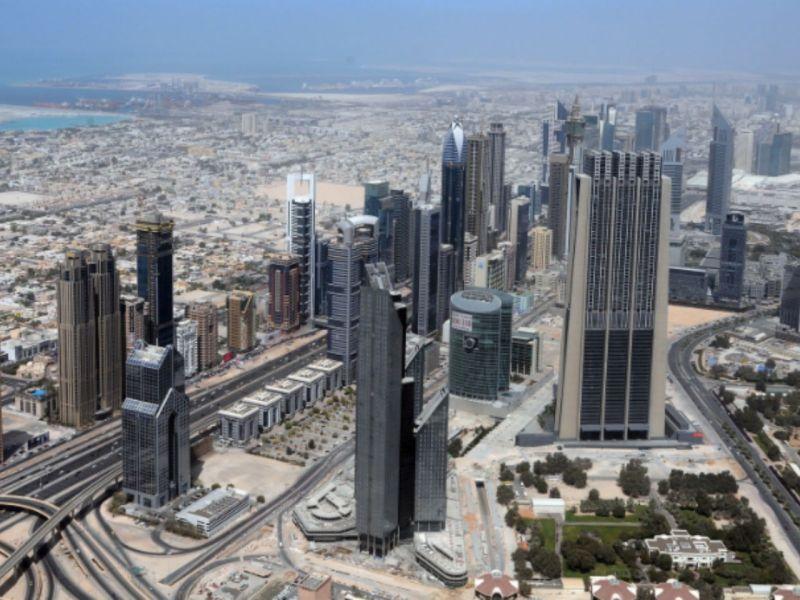 Dubai in the UAE. Photo: Wikimedia Commons