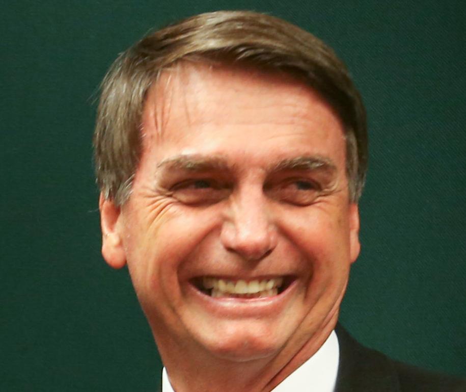 Jair Bolsonaro. Photo: Wikipedia