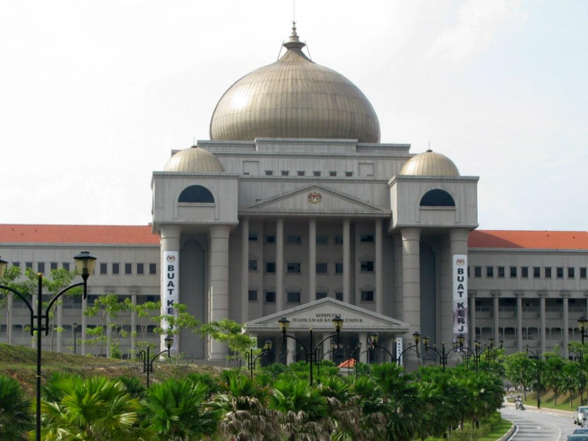 Kuala Lumpur Courts Complex. Photo: Wikimedia Commons