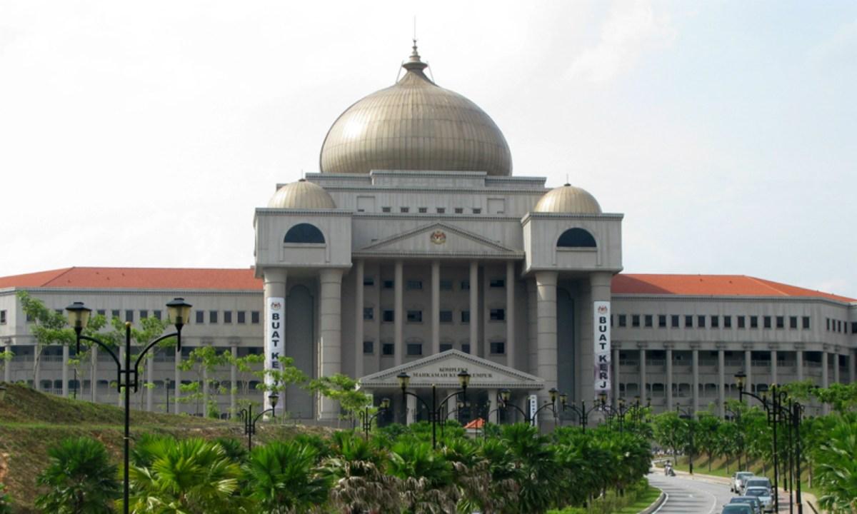 Kuala Lumpur Courts Complex. Photo by Wikipedia.