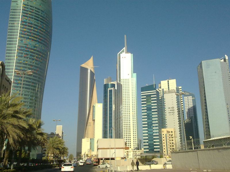 Kuwait is a popular destination for Filipinos looking for work. Photo: Wikimedia Commons
