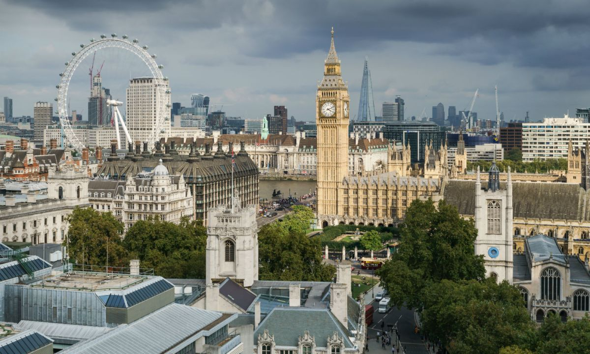 London, England. Photo: Wikimedia Commons