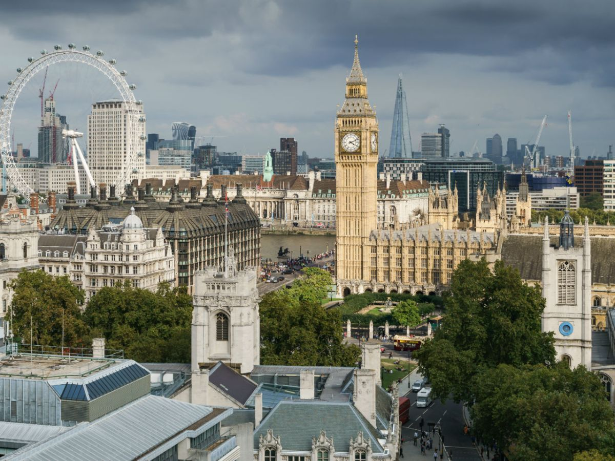 London, England. Photo: Wikimedia Commons