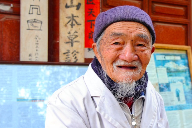 Dr Ho became famous after author Bruce Chatwin wrote an article about him that was published in the New York Times. Photo: Keith Lyons.