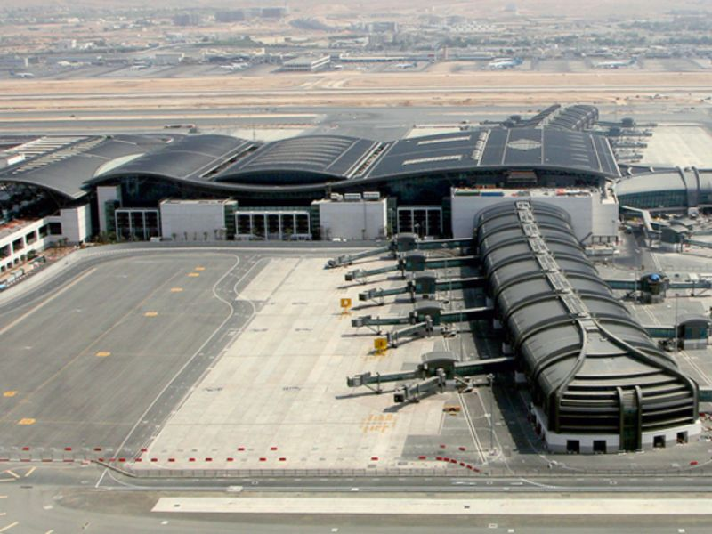 Muscat International Airport, Oman. Photo: Wikimedia Commons