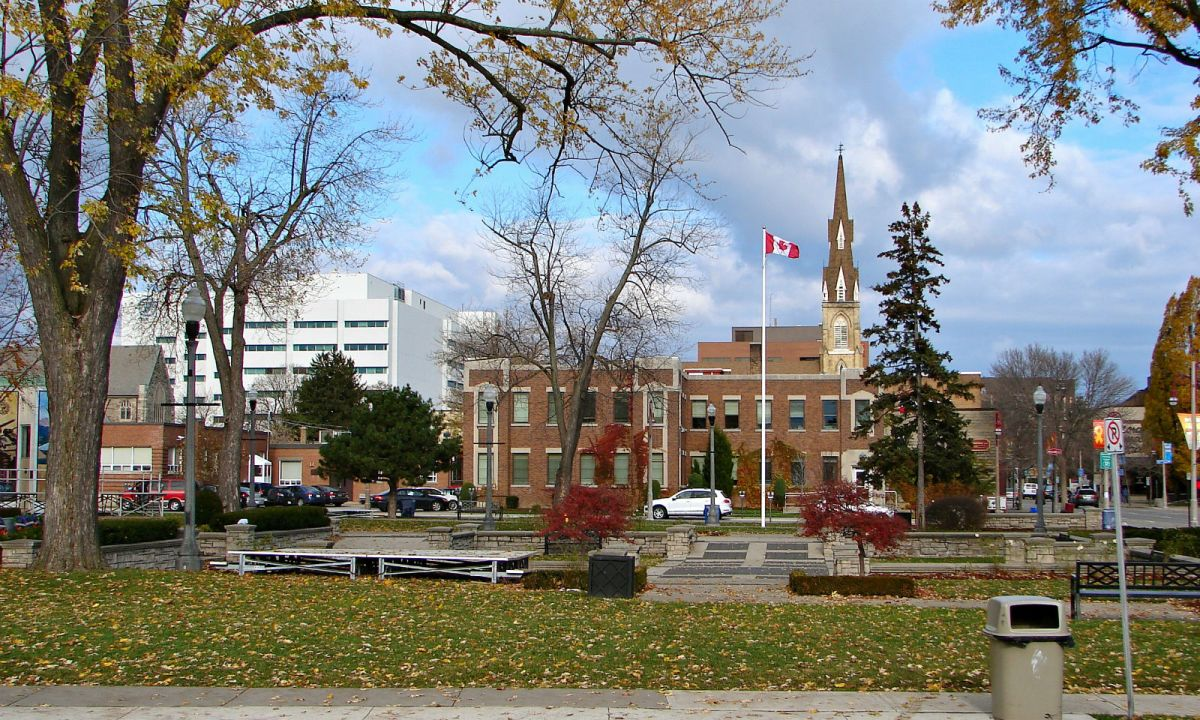 Downtown Ottawa in Ontario, Canada. Photo: Wikimedia Commons
