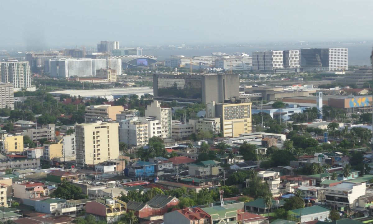 Pasay City, Philippines. Photo: Wikimedia Commons