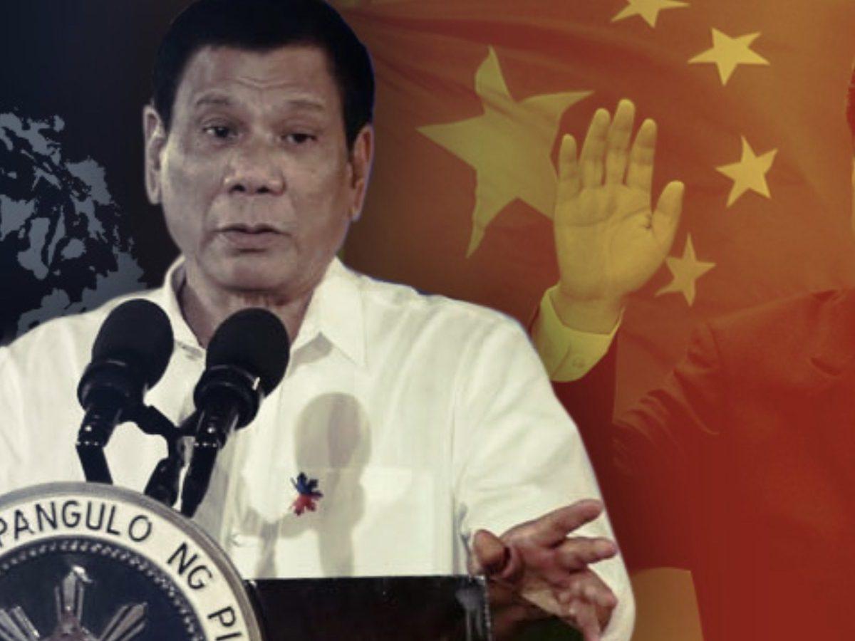 Philippine President Rodrigo Duterte is running much of his China diplomacy through his hometown of Davao. Image: Facebook