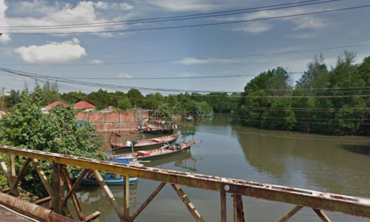 Sihanoukville, Cambodia. Photo by Google Maps.