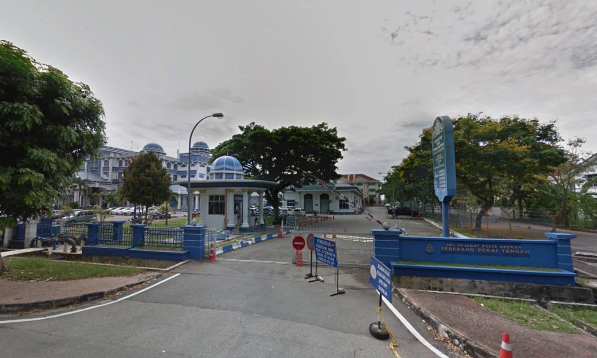 Seberang Perai Tengah district police office in Bukit Mertajam, Malaysia. Photo: Google Maps