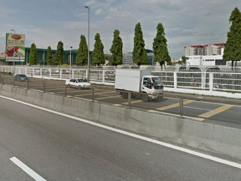 The Damansara-Puchong highway (LDP). Photo: Google Maps.