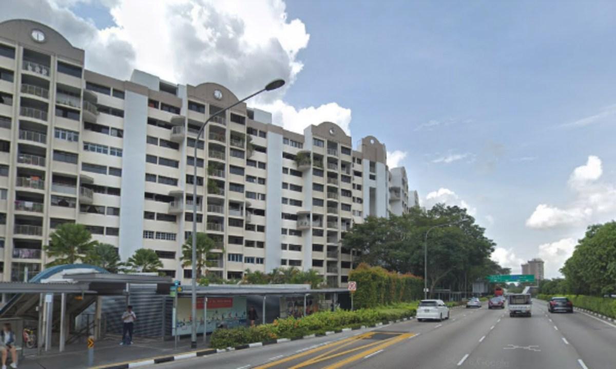 Farrer Road in Singapore. Photo: Google Maps