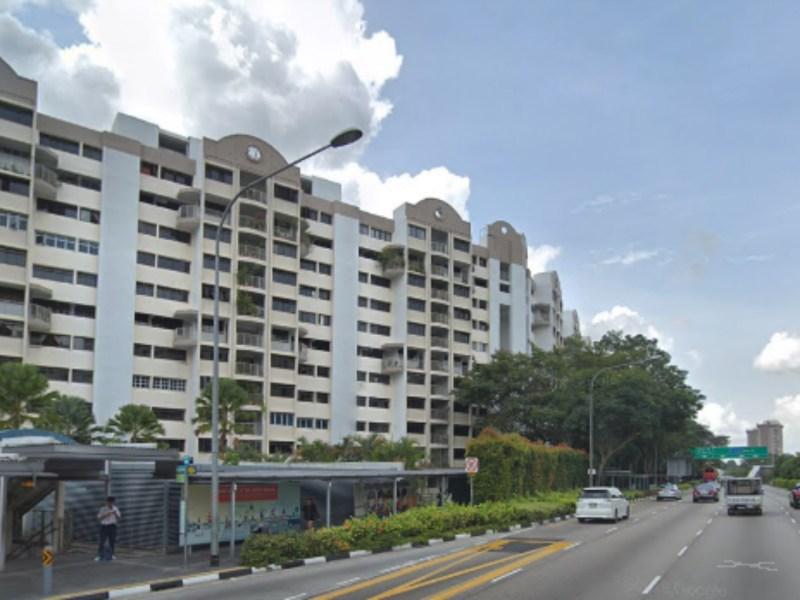 Farrer Road in Singapore. Photo: Google Maps