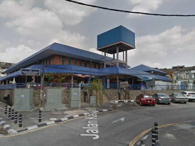 Yulek Morning Market, Taman Cheras, Kuala Lumpur, Malaysia. Photo: Google Maps