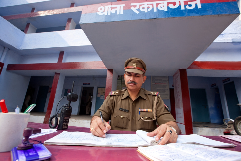 The police in India's largest state Uttar Pradesh are facing allegations of fake 'encounter' killings: Photo: Wikimedia Commons