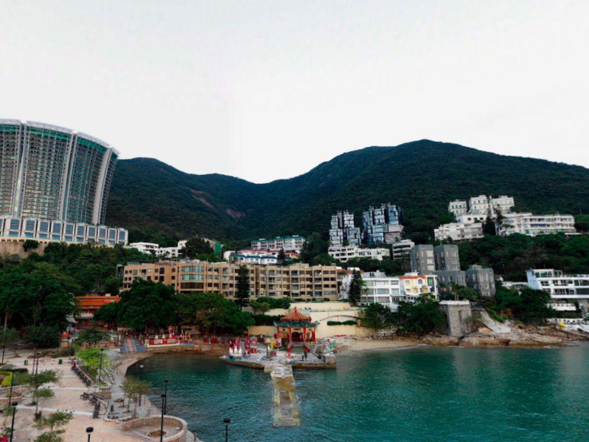 Repulse Bay, Hong Kong Island Photo: Google Maps