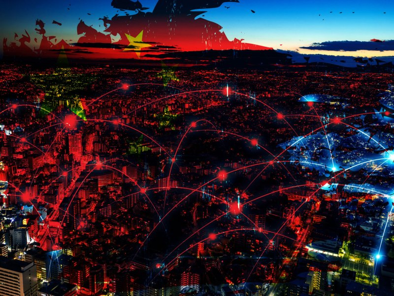 Report asks whether internet traffic from Canada to South Korea was hijacked by China Telecom and routed through China. Photo illustration: iStock