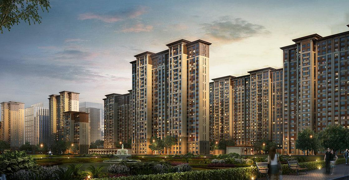 相片:China Overseas Land & Investment Ltd.