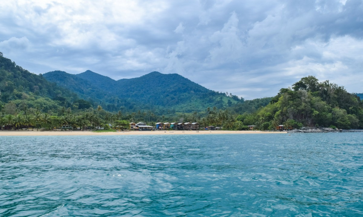 Rompin in Malaysia. Photo: iStock