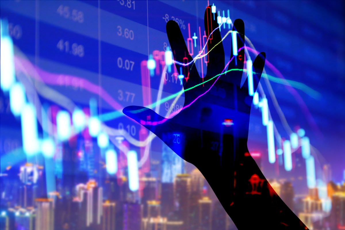 Chinese technology stocks are under pressure amid the US-China trade war. Photo: iStock