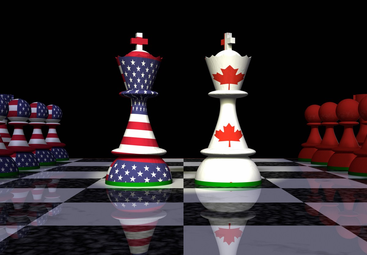 Canadian and American trade negotiators are under intense pressure to overhaul the North American Free Trade Agreement by deadline. Image: iStock