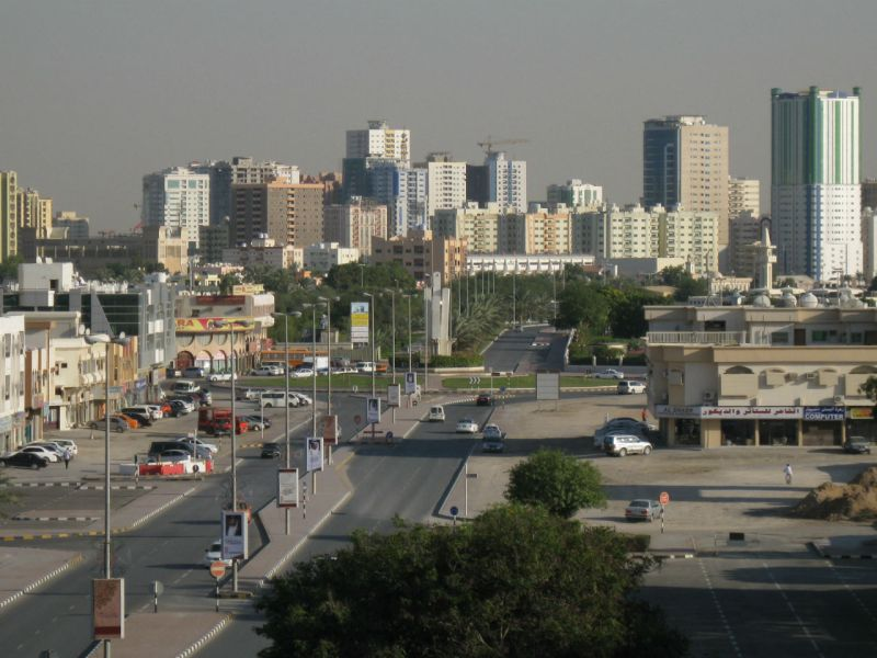 Ajman in the United Arab Emirates. Photo: Wikimedia Commons