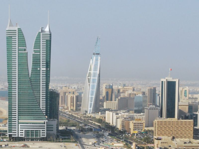 Manama, the capital of Bahrain. Photo: Wikimedia Commons