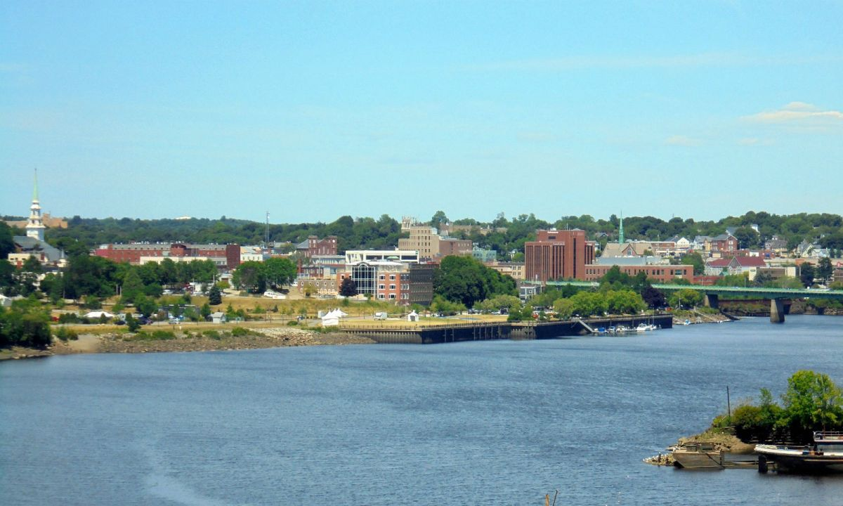 Bangor City in Maine, United States. Photo: Wikimedia Commons