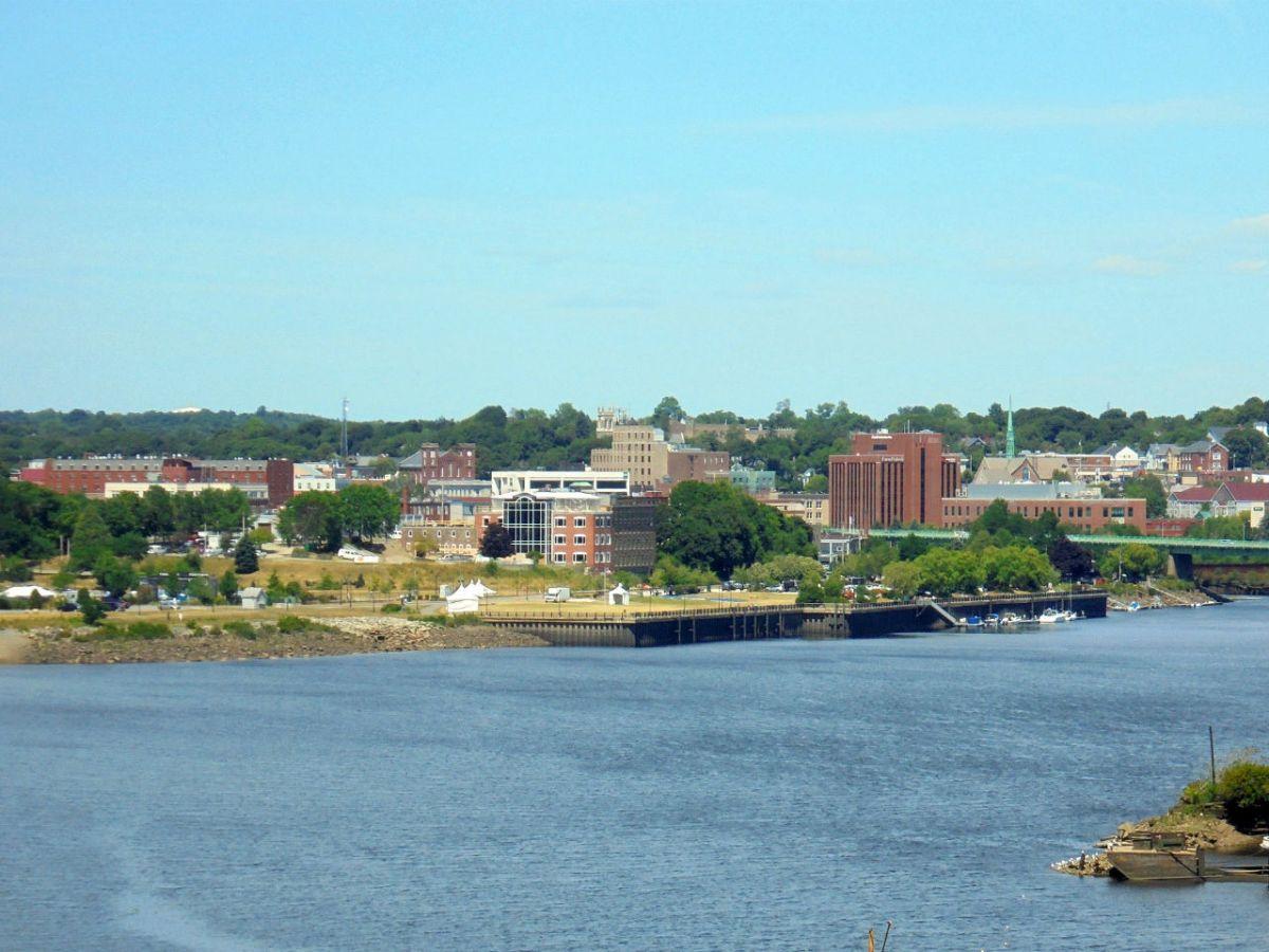 Bangor City in Maine, United States. Photo: Wikimedia Commons