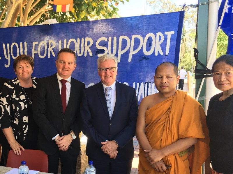 Australian politicians have condemned the regime of Cambodian Prime Minister Hun Sen. Photo: Sawathey Ek