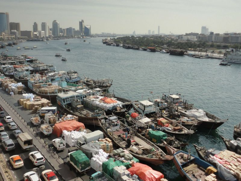 Dubai in the UAE where the alleged incidents took place. Photo: Wikimedia Commons