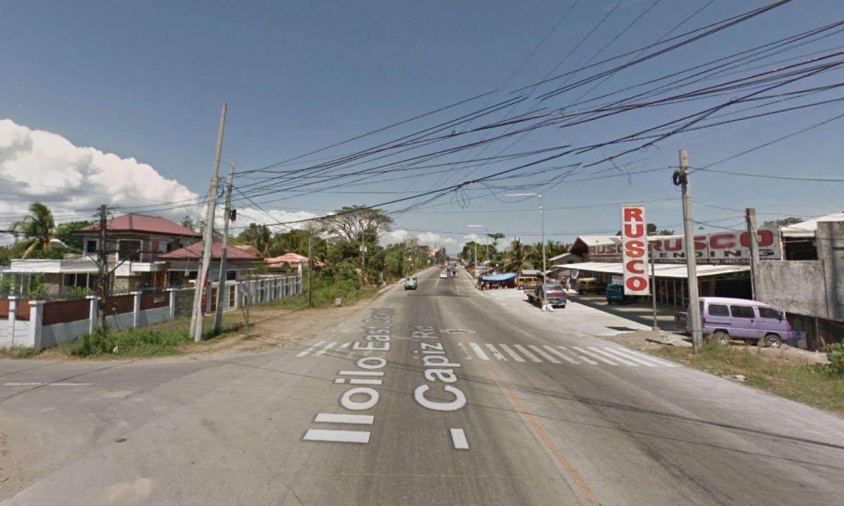 Jaro, Iloilo in the Philippines. Photo: Google Maps