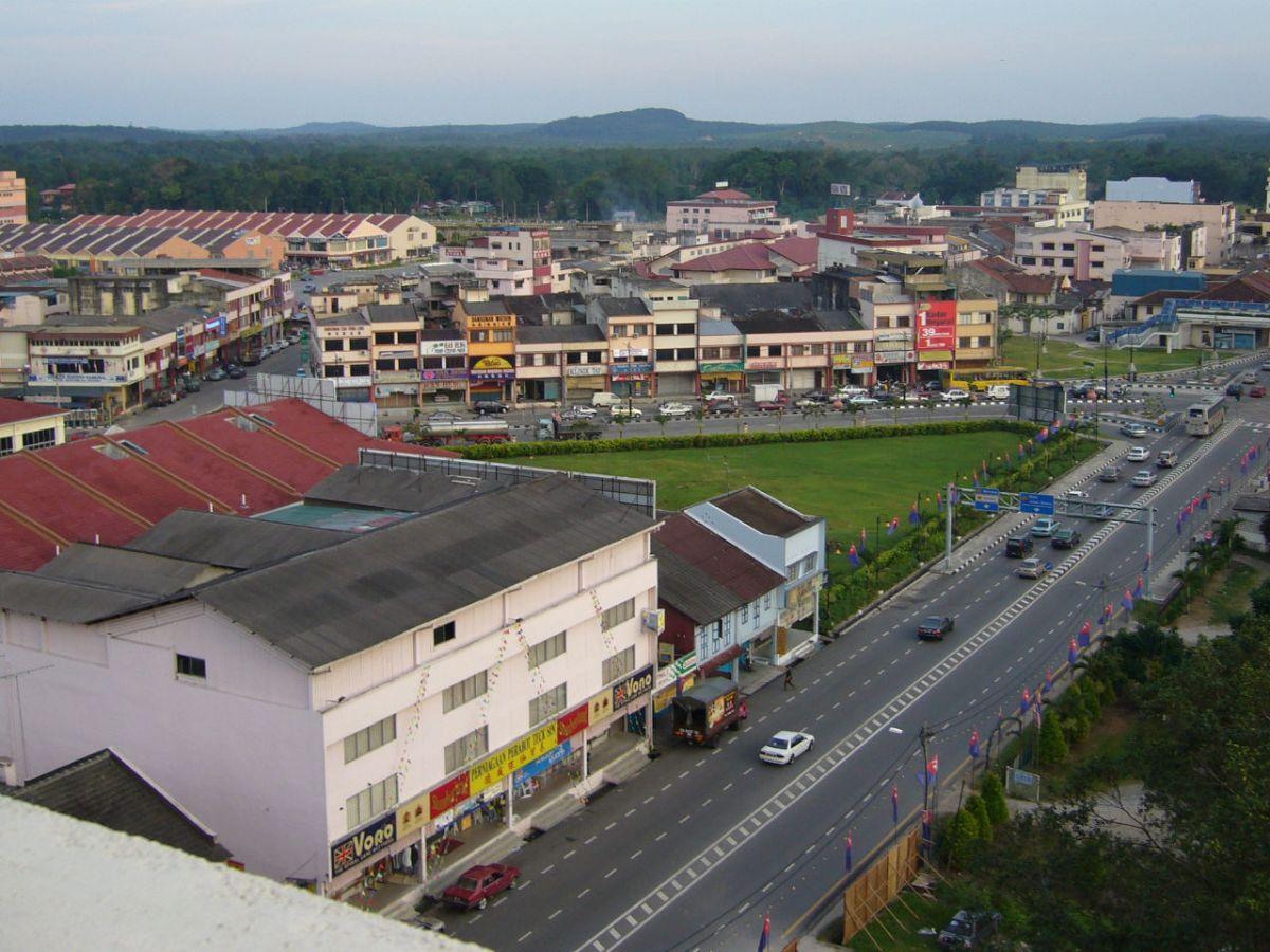 Kota Tinggi, Malaysia. Photo: Wikimedia Commons