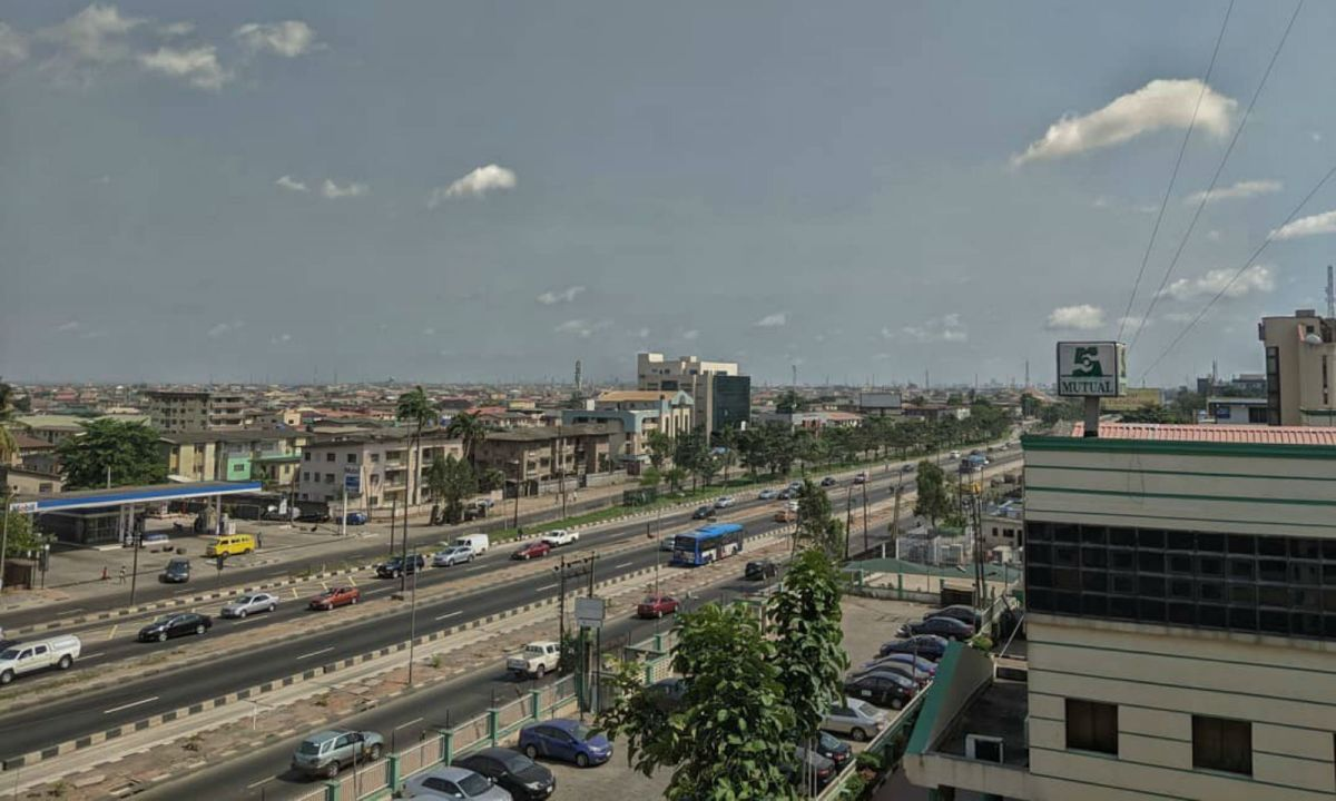 Lagos in Nigeria. Photo: Wikimedia Commons