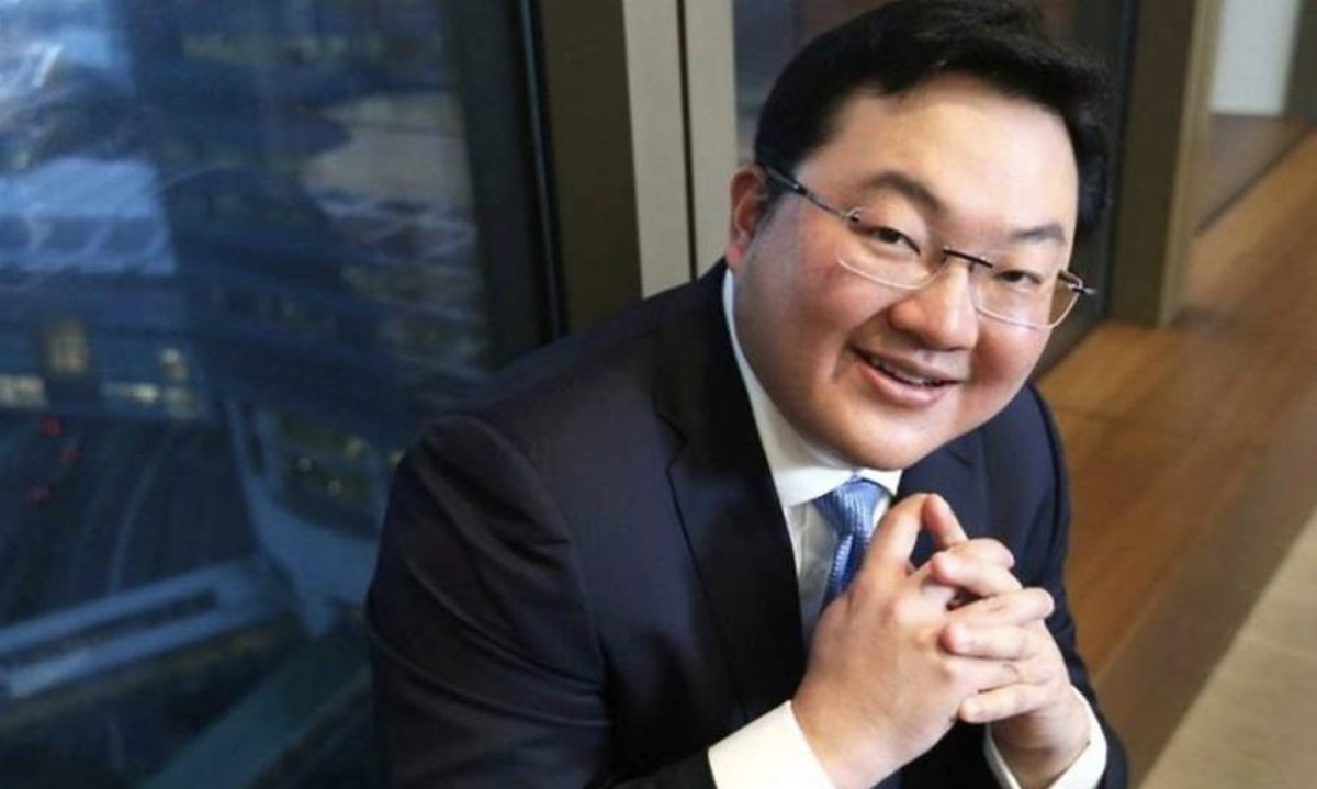 Malaysian fugitive financier Jho Low in a file photo. Photo: Facebook