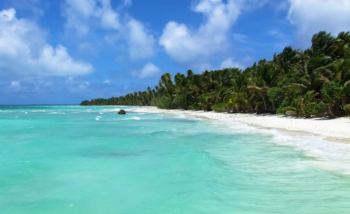 Trouble in paradise: The Marshall Islands plans to introduce a cryptocurrency as the country's second legal tender. Photo: iStock
