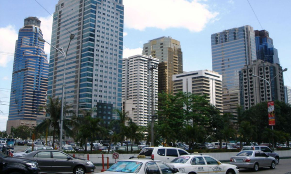 Pasig City in the Philippines. Photo: Wikimedia Commons