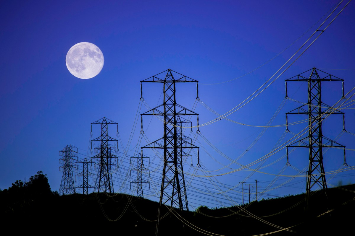 Power grids have become more efficient thanks to digitization, but this is a mixed blessing. Photo: iStock