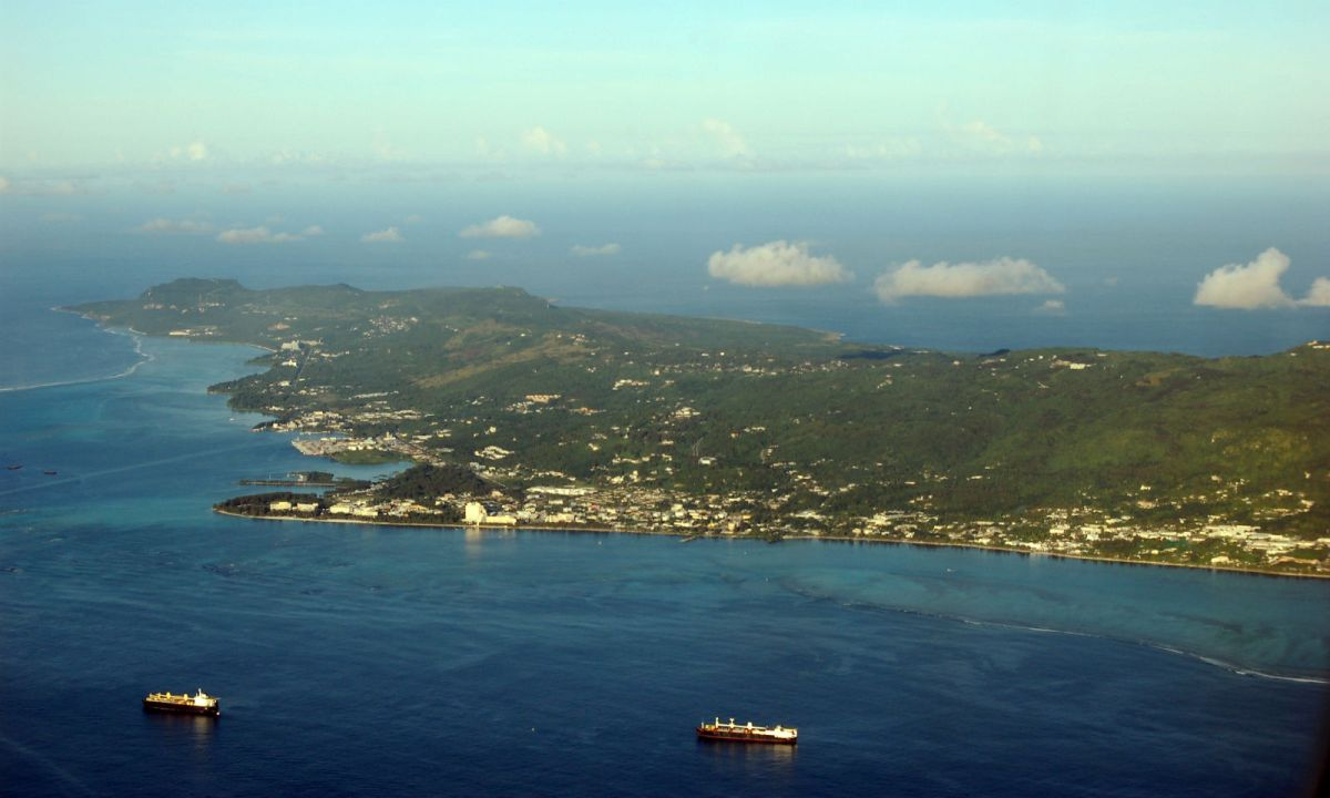 Saipan in the Northern Marianas. Photo: Wikimedia Commons
