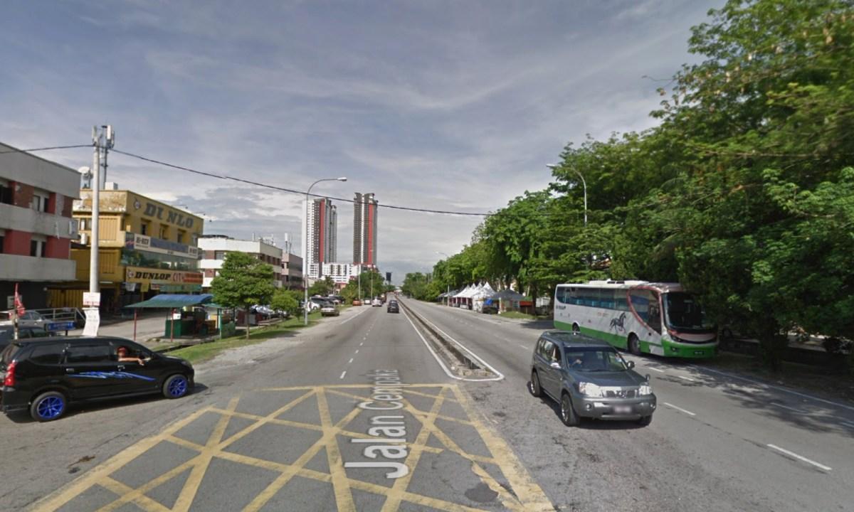 Taman Cempaka in Ampang, Selangor, Malaysia. Photo: Google Maps